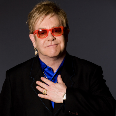 Elton John - No Valentines
