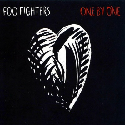 Foo Fighters - One By One CD1
