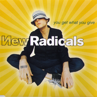 The New Radicals - You Get What You Give (EP)