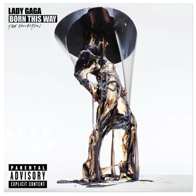 Lady GaGa -  Born This Way. CD1.