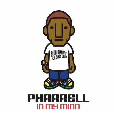 Pharrell Williams -  In My Mind