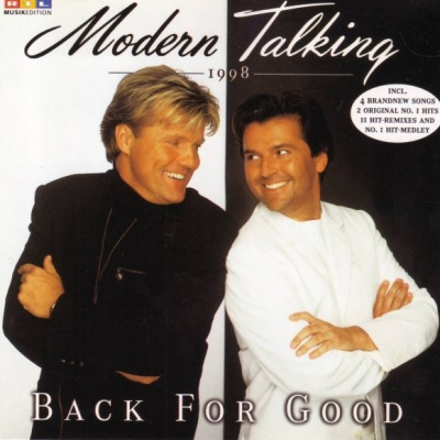 Modern Talking - Brother Louie (98' Version)