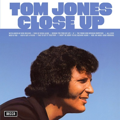 Tom Jones - Close Up