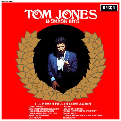 Tom Jones - 13 Smash Hits