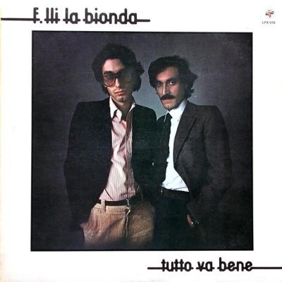 La Bionda - Tutto Va Bene (Album)