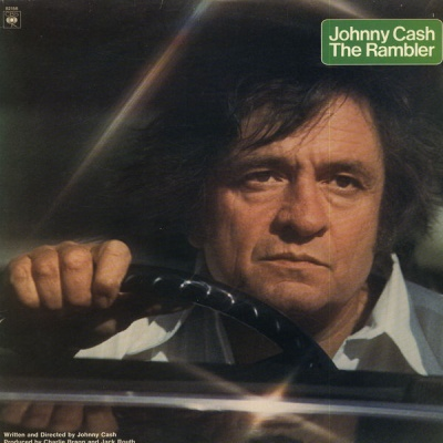 Johnny Cash - The Rambler
