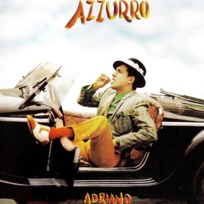 Adriano Celentano - Azzurro / Una Carezza in un Pugno