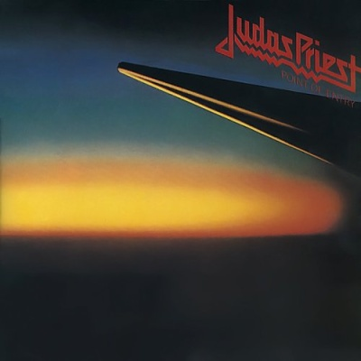 Judas Priest - Point Of Entry
