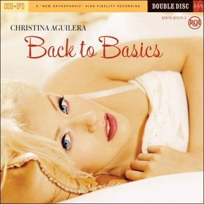Christina Aguilera - Back To Basics. CD1.