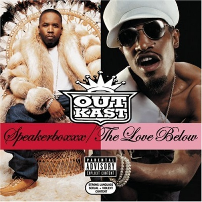 Outkast - The Love Below