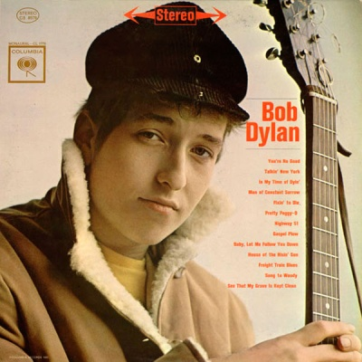 Bob Dylan - In My Time Of Dyin'