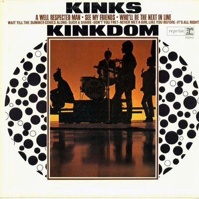 The Kinks - Kinkdom