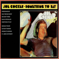 Joe Cocker - Something to Say (Album)
