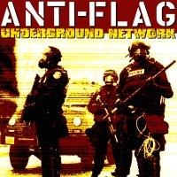 Anti-Flag - Spaz's House Destruction Party