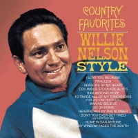 Willie Nelson - Country Favorites Willie Nelson Style