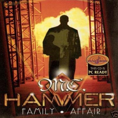 MC Hammer - Family Affair CD1 (Album)