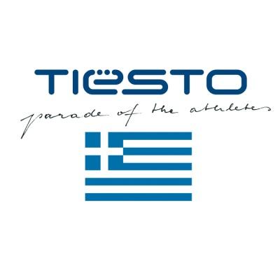Tiesto - Parade Of Athletes