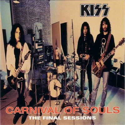 Kiss - Carnival Of Souls The Final Sessions