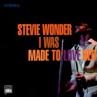Stevie Wonder - I Was Made To Love Her (Album)