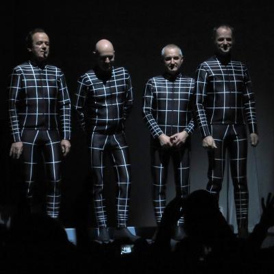 Kraftwerk - Music Non Stop