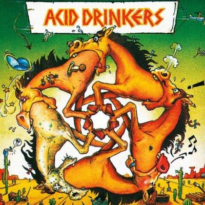 Acid Drinkers - Vile Vicious Vision