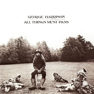 George Harrison - All Things Must Pass. CD2.