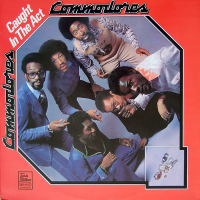 The Commodores - Caught In The Act