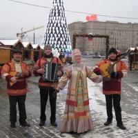 Москва Златоглавая - Камаринская