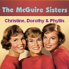 The McGuire Sisters - Somethings Gotta Give