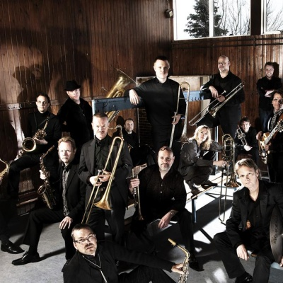 The Danish Radio Big Band (DR Big Band)