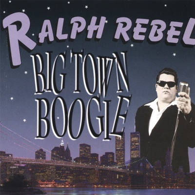 Ralph Rebel - Rock And Roll Zombie