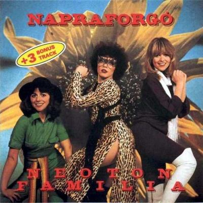 Neoton Família - Napraforgo (Album)