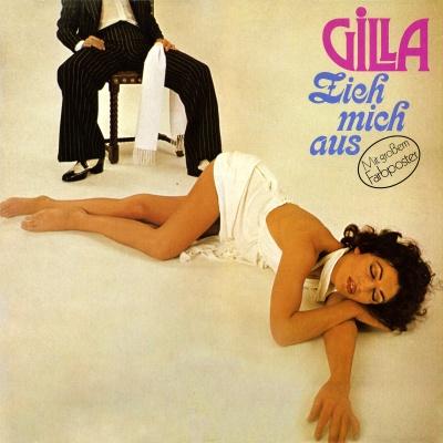 Gilla - Zieh Mich Aus (LP)