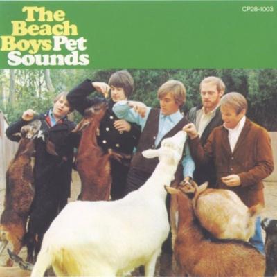 The Beach Boys - Pet Sounds (Album)