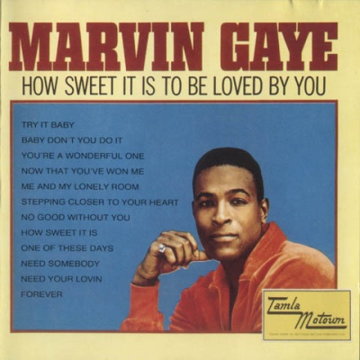 Marvin Gaye - How Sweet It Is To Be Loved By You (Album)