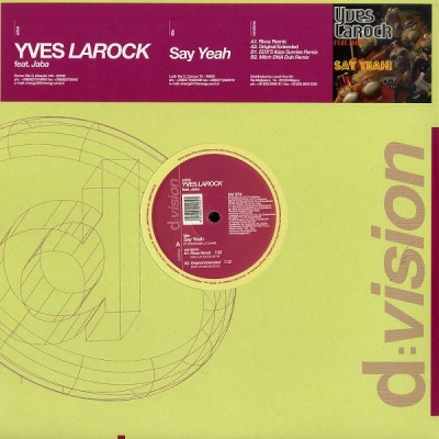 Yves Larock - Say Yeah