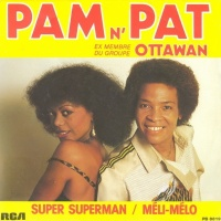 Pam N' Pat - To Be Superman (English) (Single)