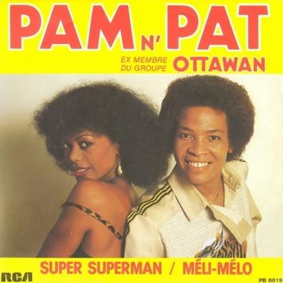 Pam N' Pat - To Be Superman (English) (Single)