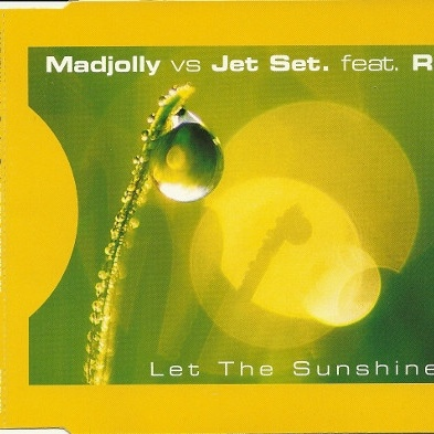 MADJOLLY - Let The Sunshine In (Single)
