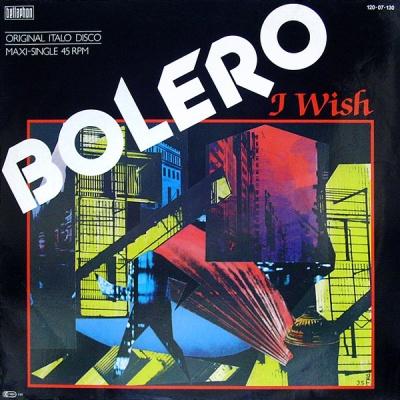 Bolero - I Wish (Single)