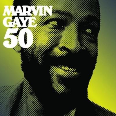Marvin Gaye - 50 (CD 2) (Album)