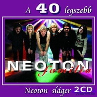 Neoton Família - A 40 Legszebb Neoton Slager (СD 1)