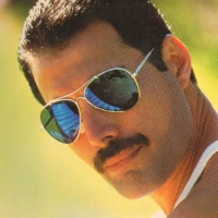 Freddie Mercury - The Fallen Priest