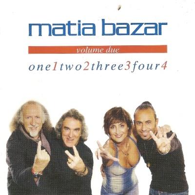 Matia Bazar - One, Two, Three, Four (volume due) (Album)