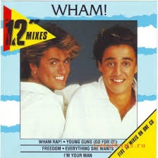 Wham! - Twelve Inch Mixes (Album)