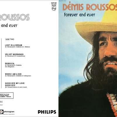 Demis Roussos - Goodbye My Love Goodbye