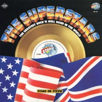 Stars On 45 - The Superstars (The Greatest Rock 'N Roll Band In The World) (LP)
