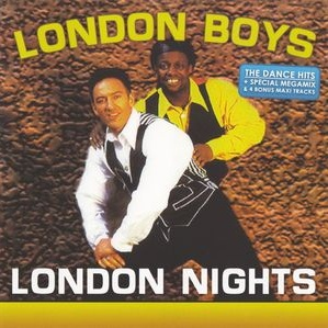 London Boys - London Nights (Album)
