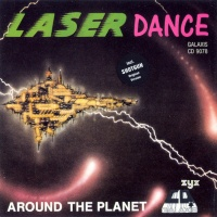 Laserdance - Around The Planet (Album)