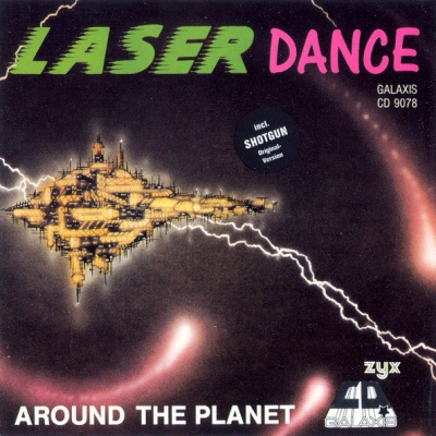 Laserdance - Excitation